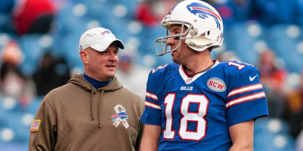 Nathaniel Hackett has worked with a long list of uninspiring quarterbacks, including Kyle Orton during his buffalo stint.