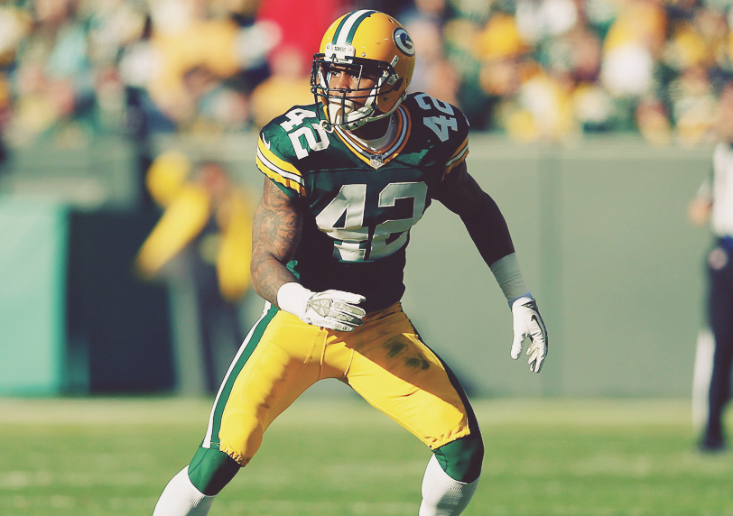 The Packers asked  Morgan Burnett  to change positions, and the move took a physical toll on his body.