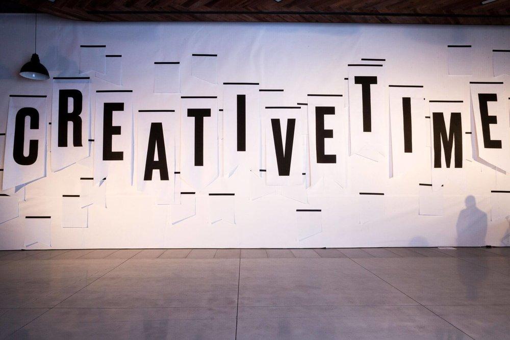 Creative Time -