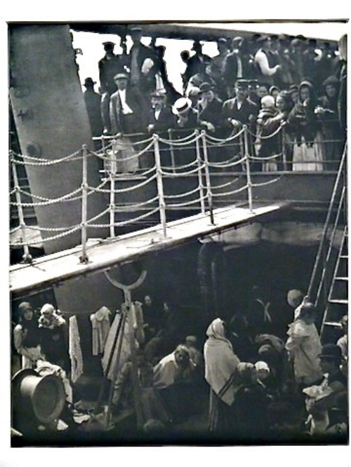 Alfred Steiglitz, The Steerage, 1915 large-format photogravure, Museum Purchase, Margaret Simons Sinon Collection Fund.jpeg