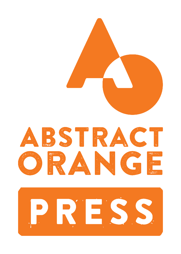 Abstract Orange Press
