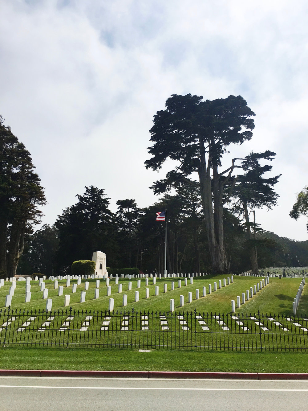 San Francisco National Cemetery for Military Veterans