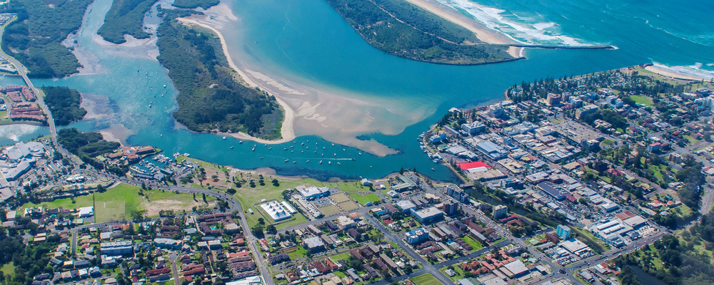 My beautiful home, Port Macquarie - Image by Hydro Photographics