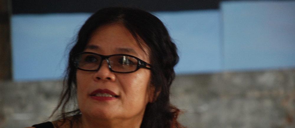 主持人  潘小雪 總監  台北當代藝術館執行總監、《他們生活・他們創作》 計畫顧問