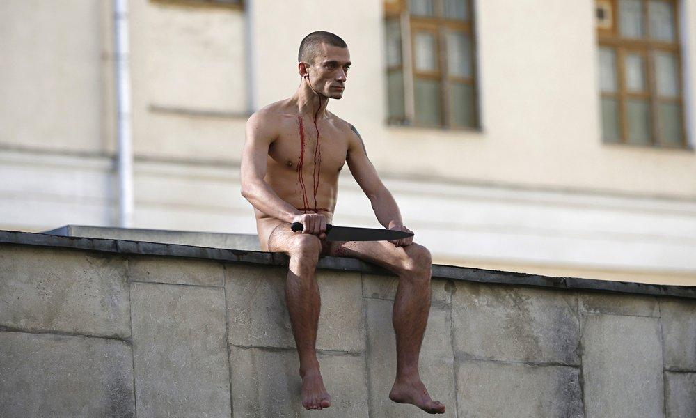 帕夫倫斯基:身體與權力 Pavlensky – Man And Might