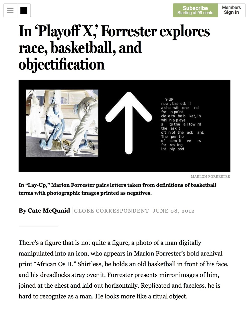 In 'Playoff X,' Forrester explores race, basketball, and objectification - The Boston Globe.jpg