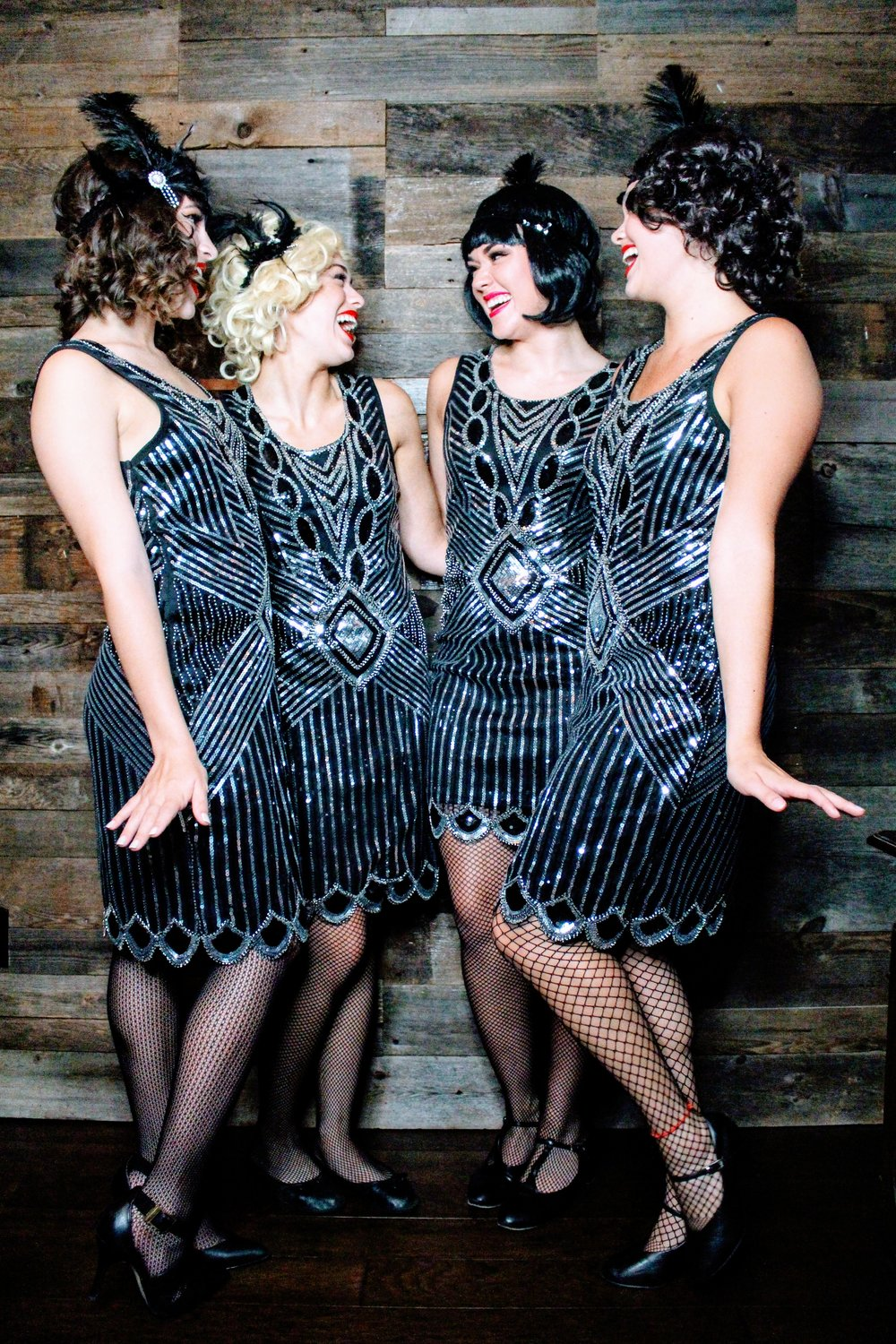 Flapper Girls