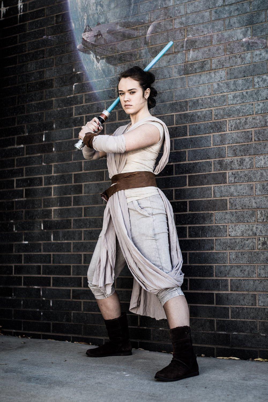 Rey- Star Wars
