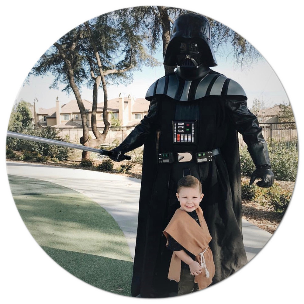 Darth Vader Party