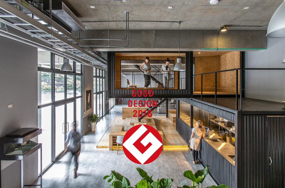 48 Good Design AwardLogistic Republic Office JCArchitecture Inspiration Good Office Design