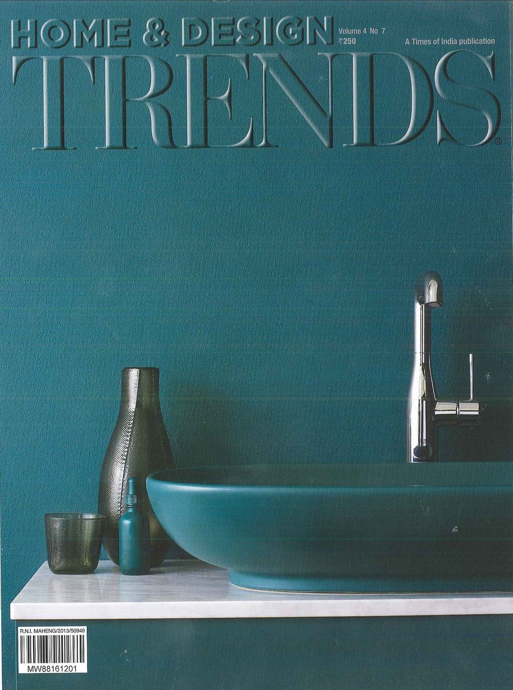 Home&Design Trends / Vol4 No7 2016