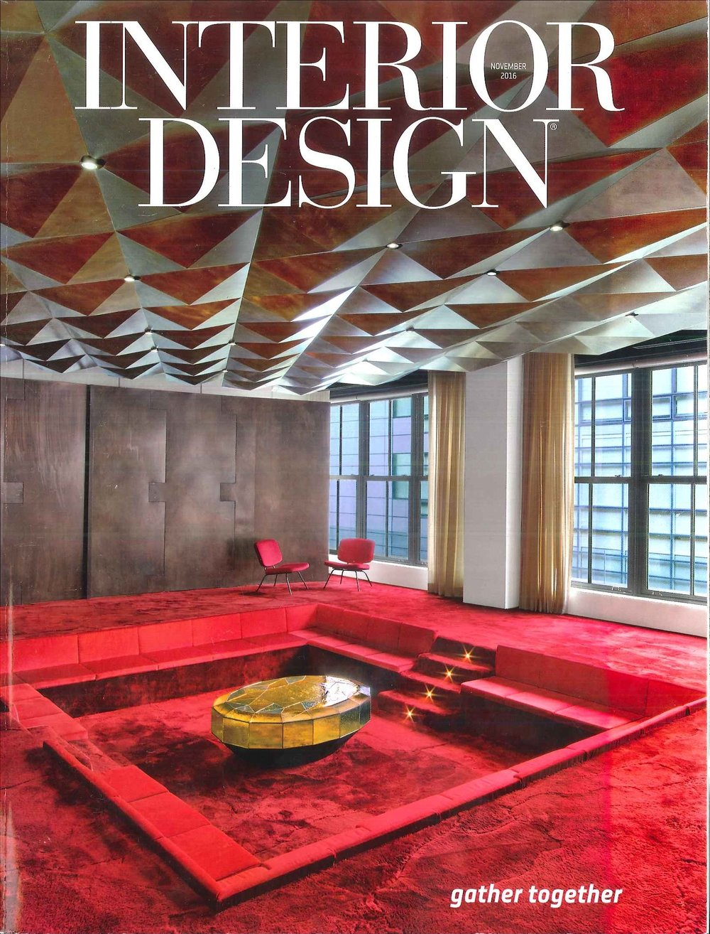 US Interior Design / Nov. 2016