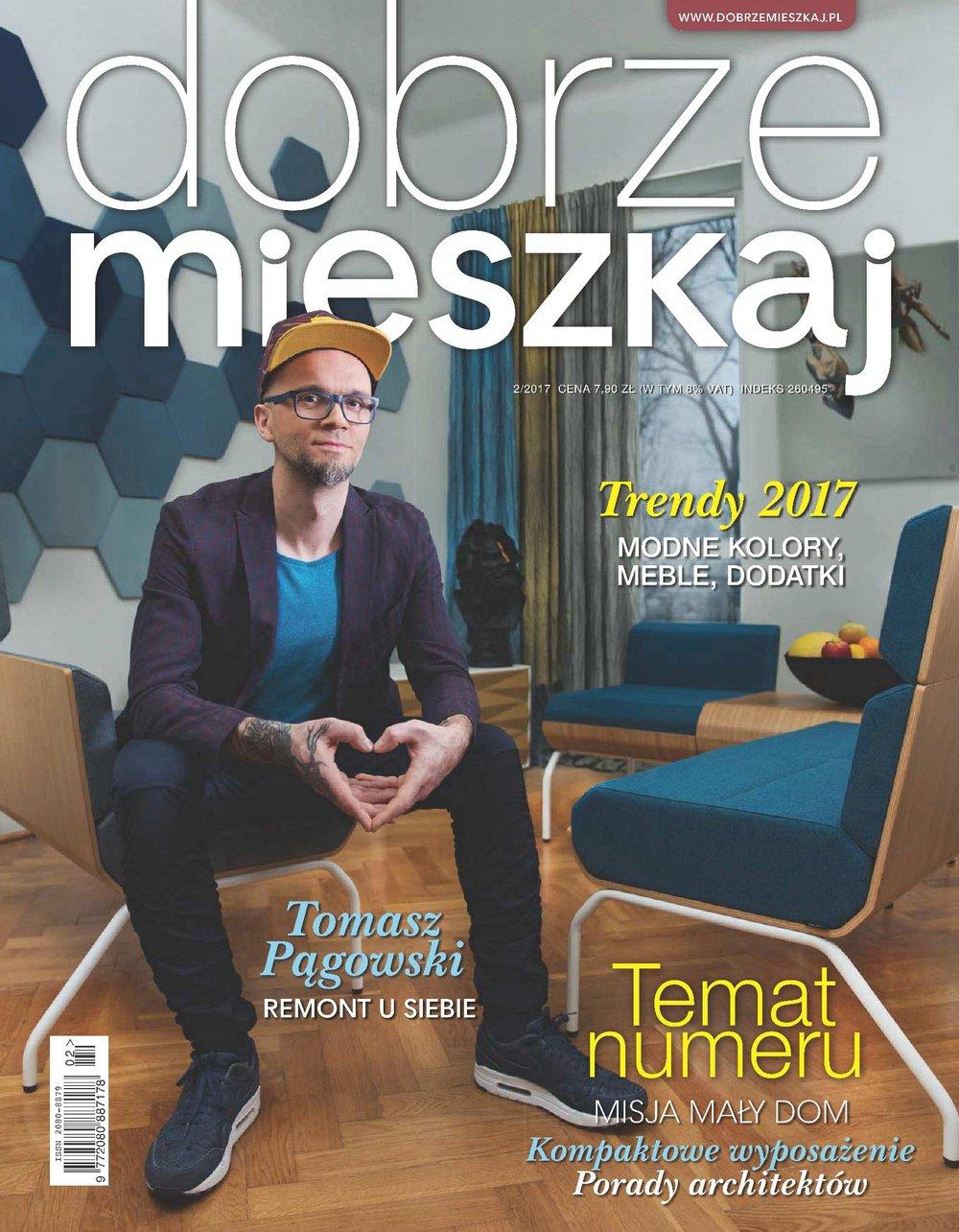 Dobrze Mieszkaj / Feb. 2017