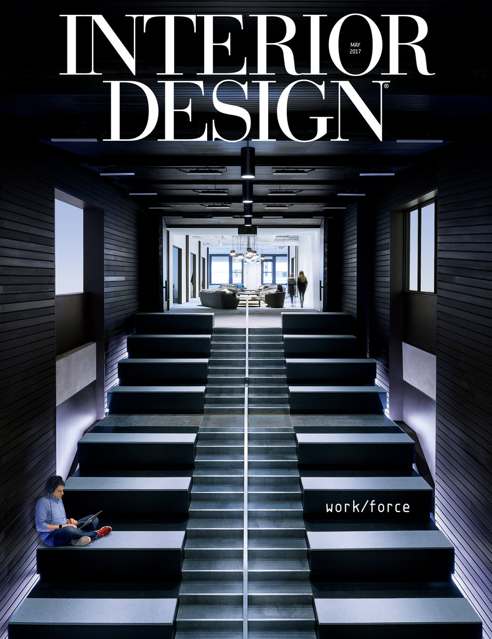Interior Design Magazine/ May. 2017
