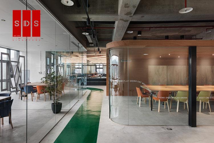2017 singapore interior design award the loop j c architecture