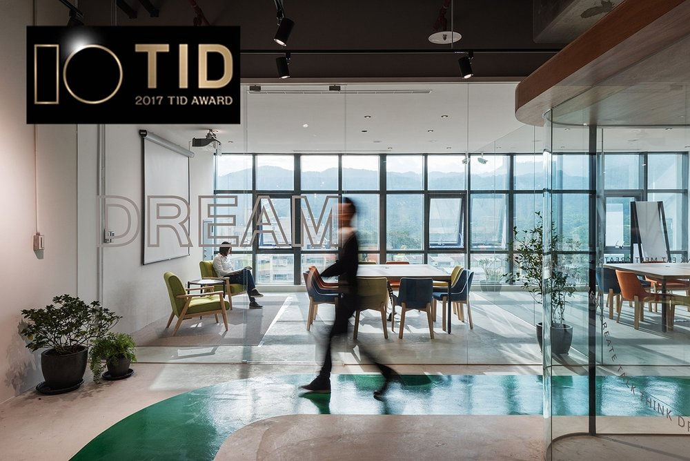 TID Taiwan Interior Design Awards, Working Space, Winner-The Loop