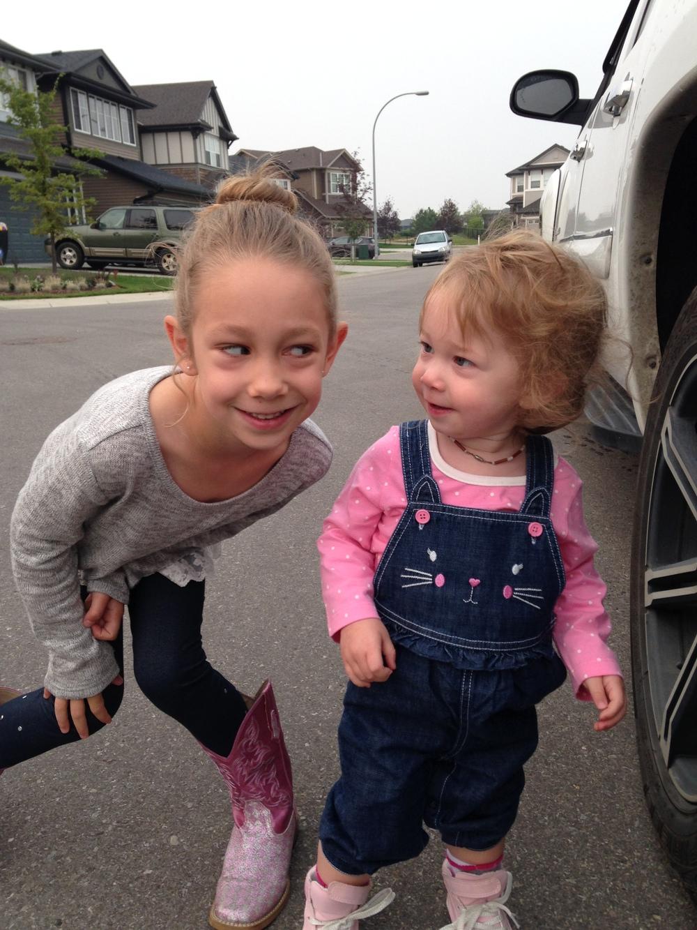 Quinn and Mila Halenda (Maksym Halenda )