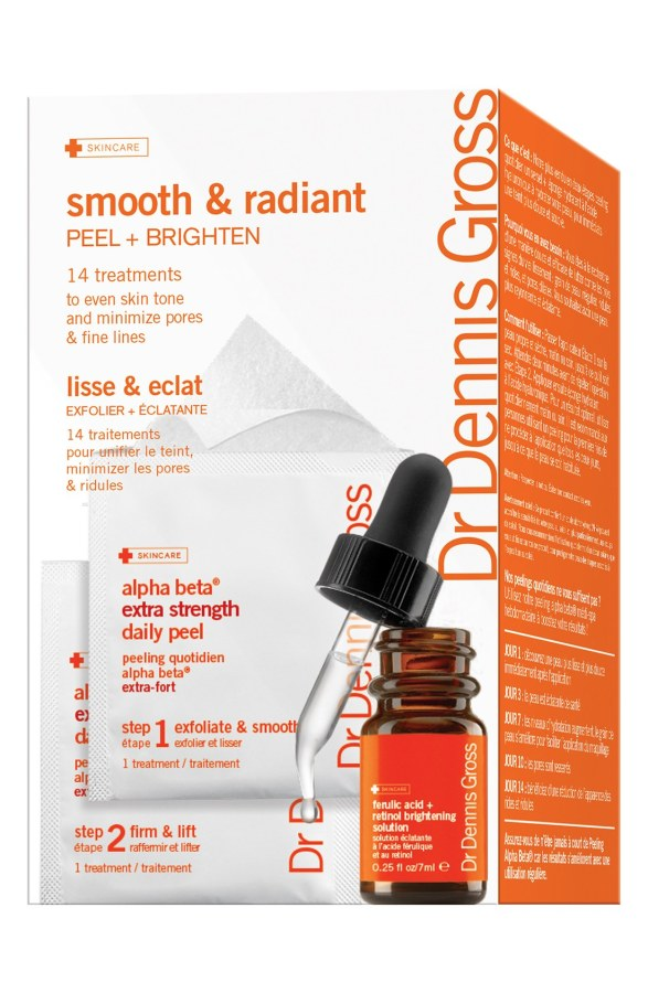 DR. DENNIS GROSS SKINCARE Smooth & Radiant: Peel + Brighten