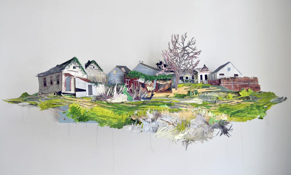 Shaped Land