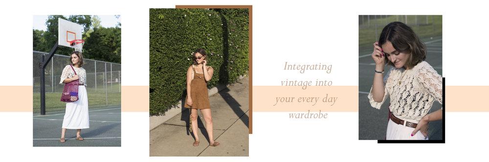 Integrating Vintage