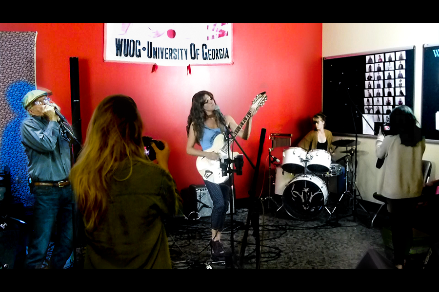 Lily Herne WUOG FM