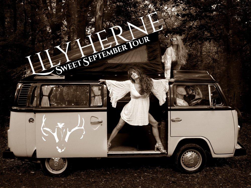 Lily Herne Volkswagon Camper