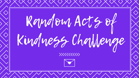 check out 100+ ideads of Random Acts of Kindness below!