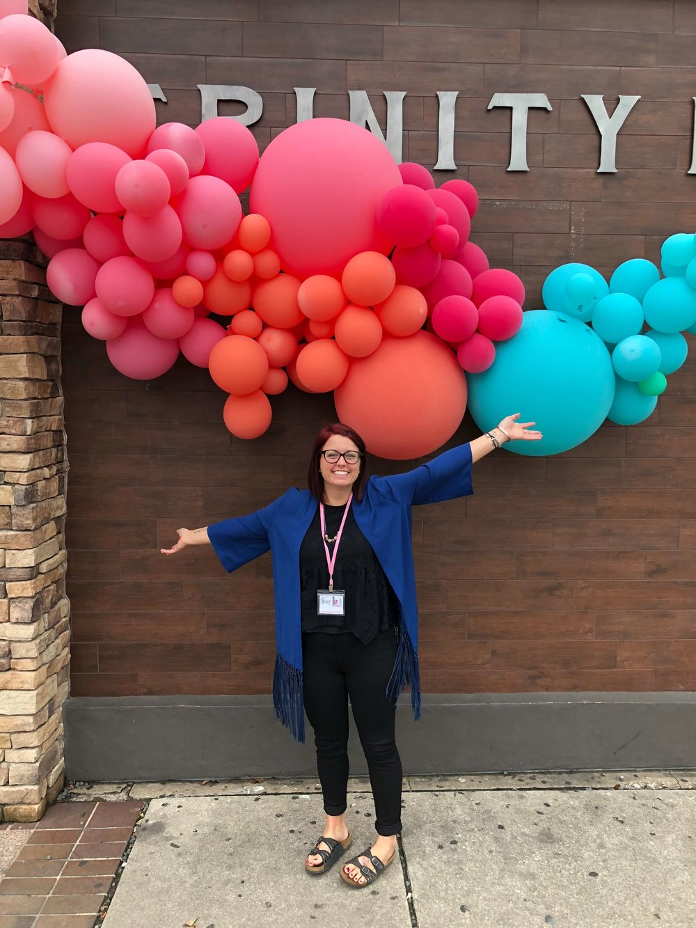- -I attended my first blogger conference (Thrive) in Austin, TXIt was absolutely incredible, inspiring, and I learned so much! (And made new friends!!!)