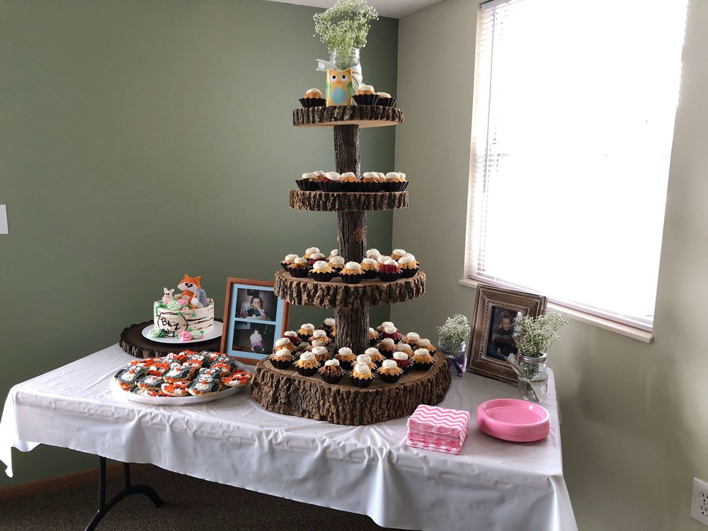 - -my beautiful sister's baby shower