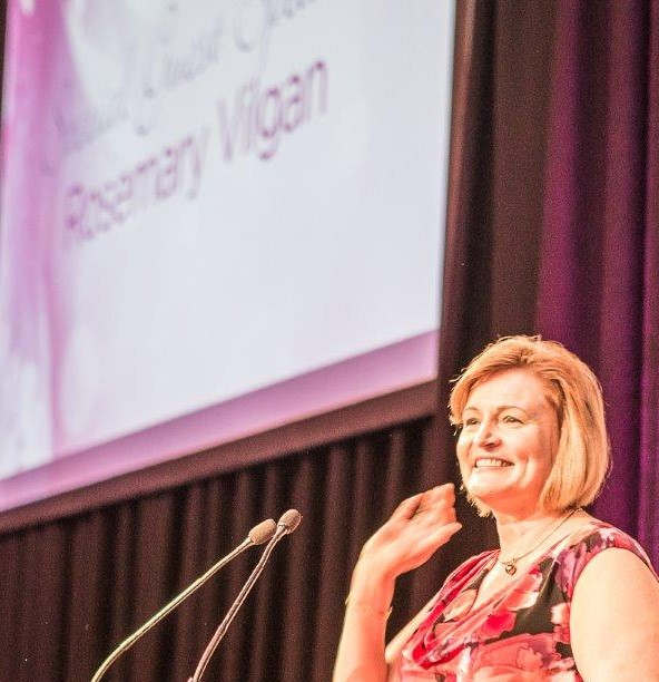 Keynote Speaker Queensland Pink Lady Gala Lunch September 2016