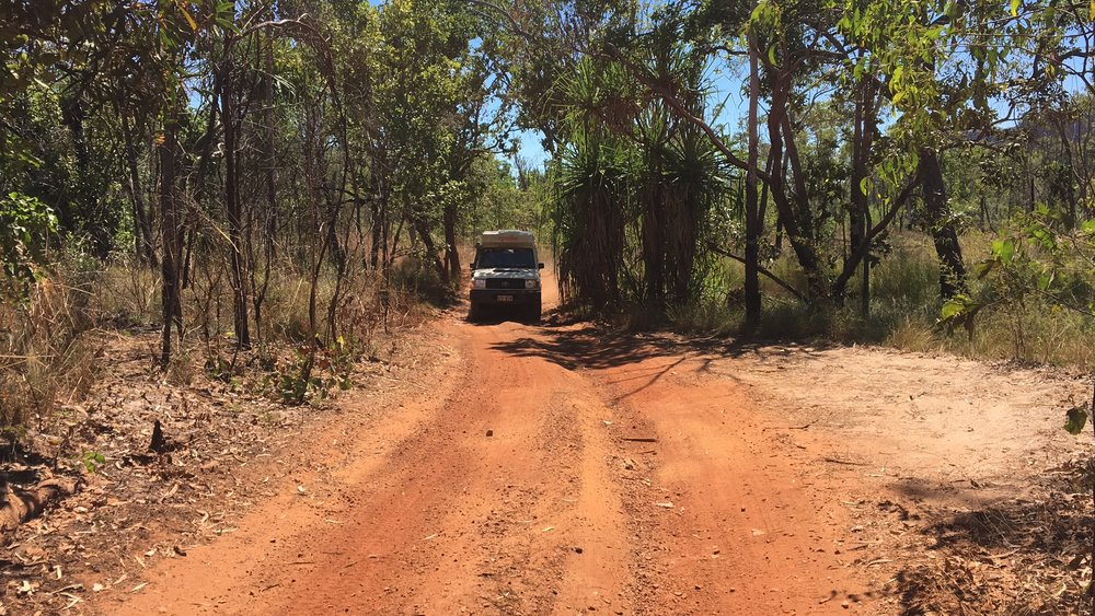 4WD driving fun