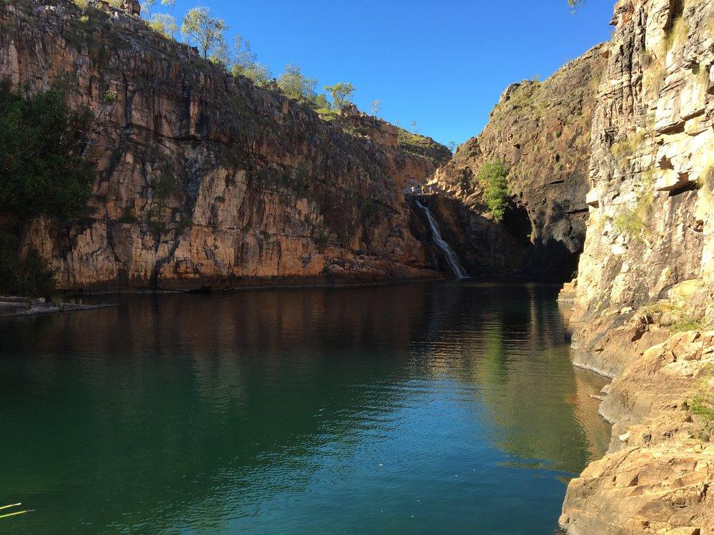 Maguk Wasserfall