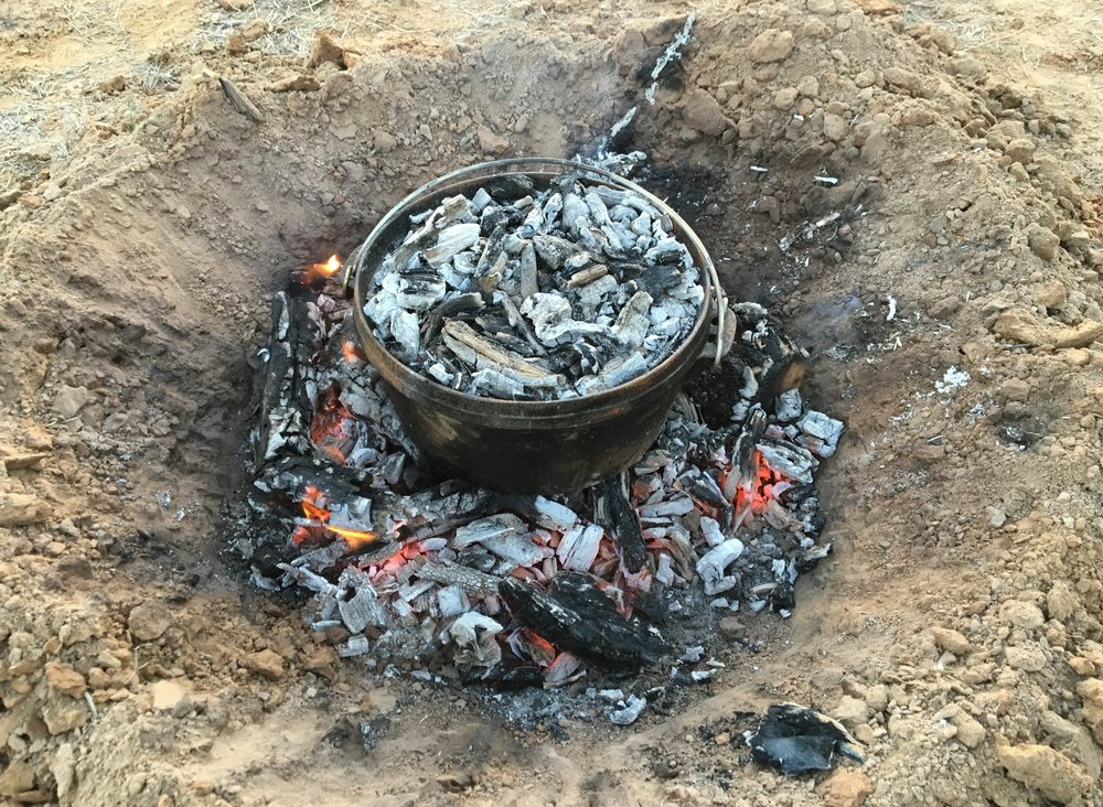 Camp Oven