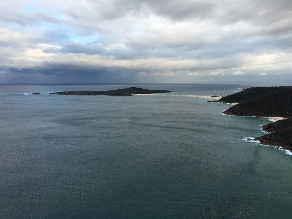 Aussicht Mount Tomaree