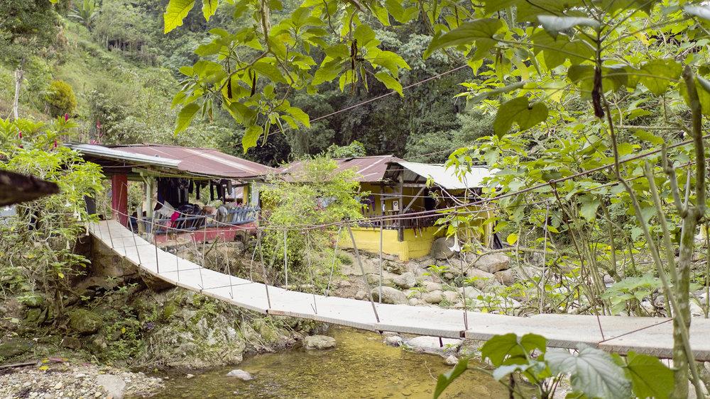 Campsite Lost City Trek