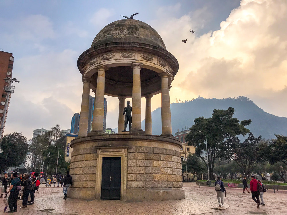 Copy of Bogotá