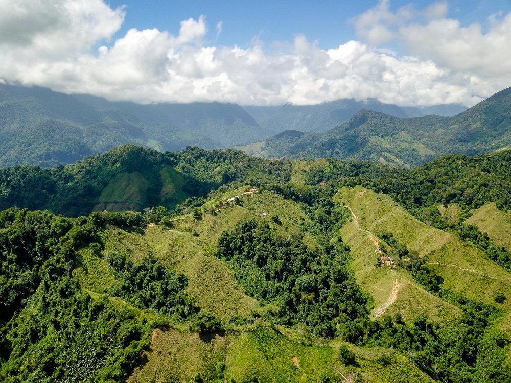 Copy of Parque Nacional Sierra Nevada de Santa Marta