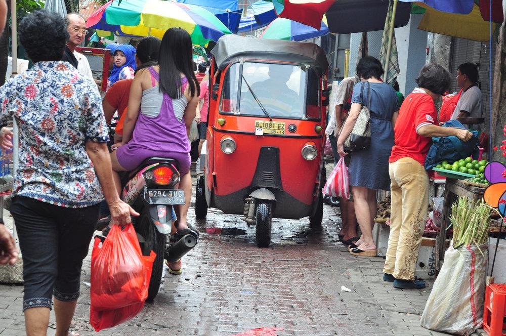 Old Jakarta - Batavia