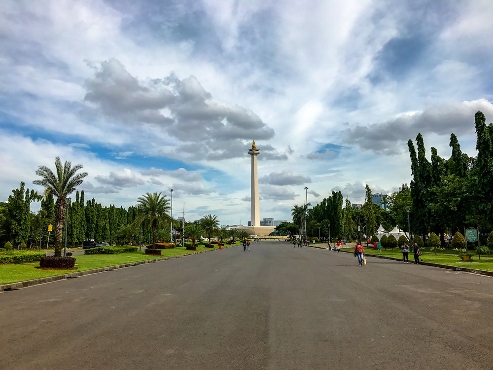 The National Monument Monas
