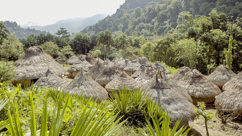 Kogi village Lost city trek.jpg