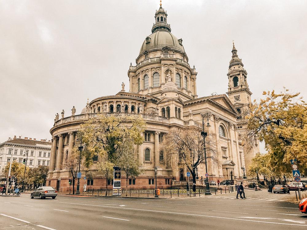 Budapest St.-Stephans-Basilika
