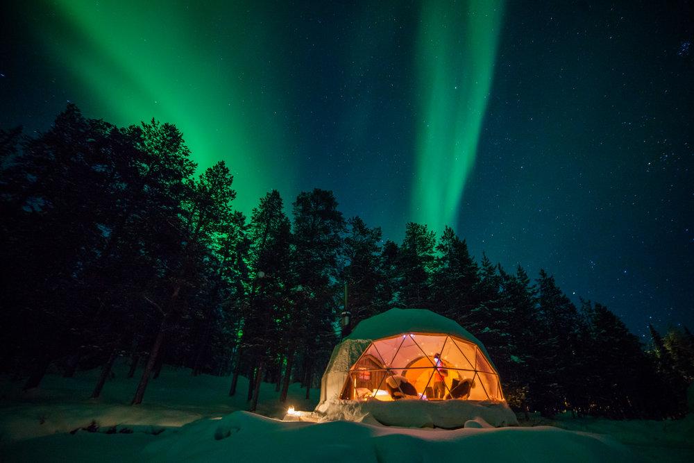 Torassieppi Aurora Domes