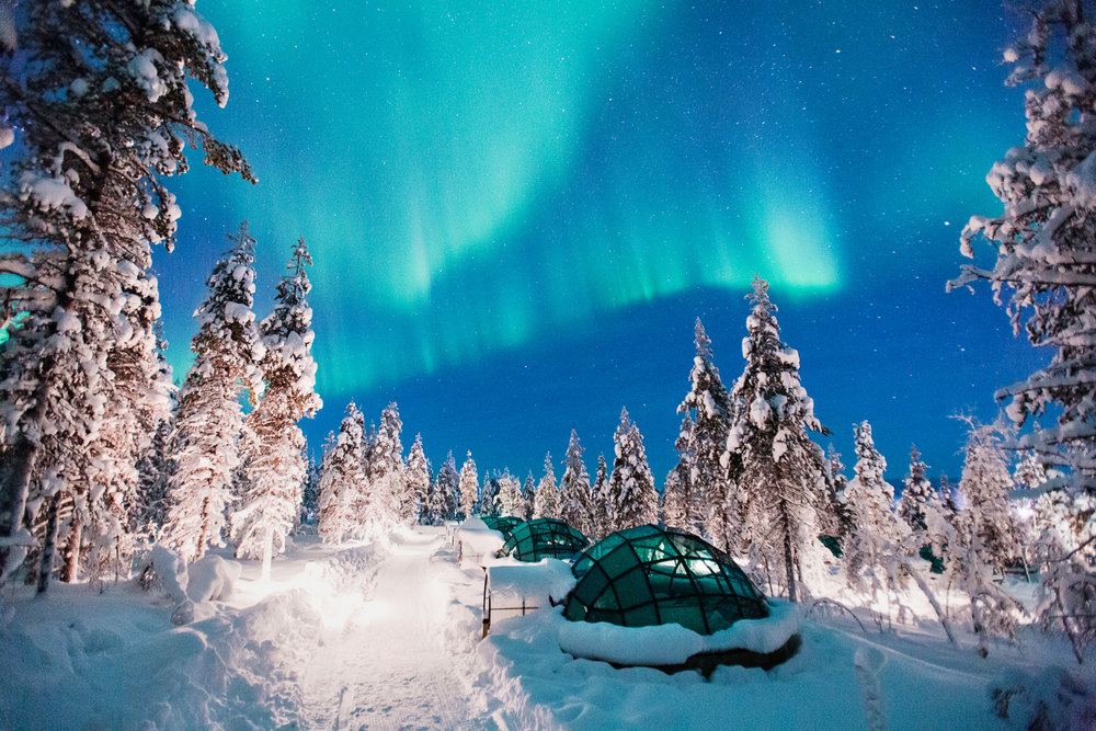 Igloo Hotel Northern Lights >> Aurora Glass Cabins Finland Secret Travel Guide