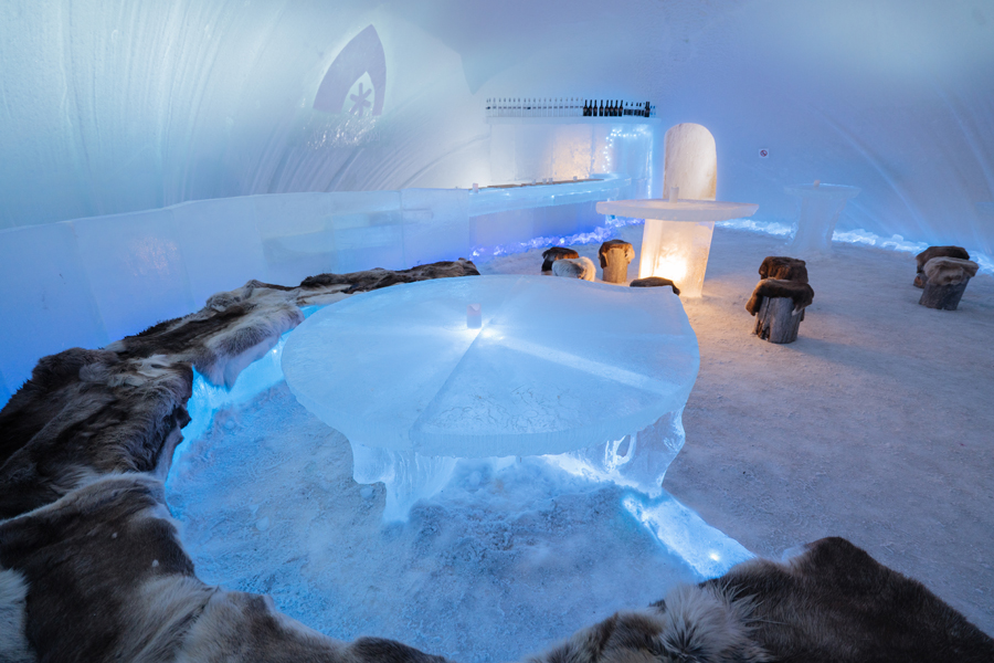 Ice bar - tables and benches are made of ice.jpg
