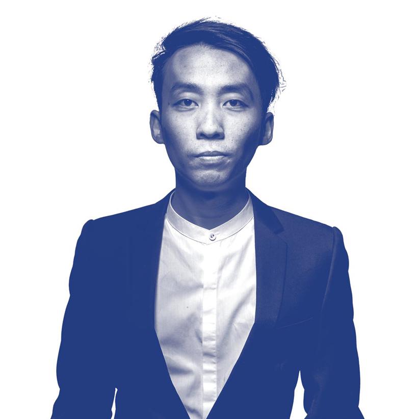 Patrick Ong -Graduate Architect