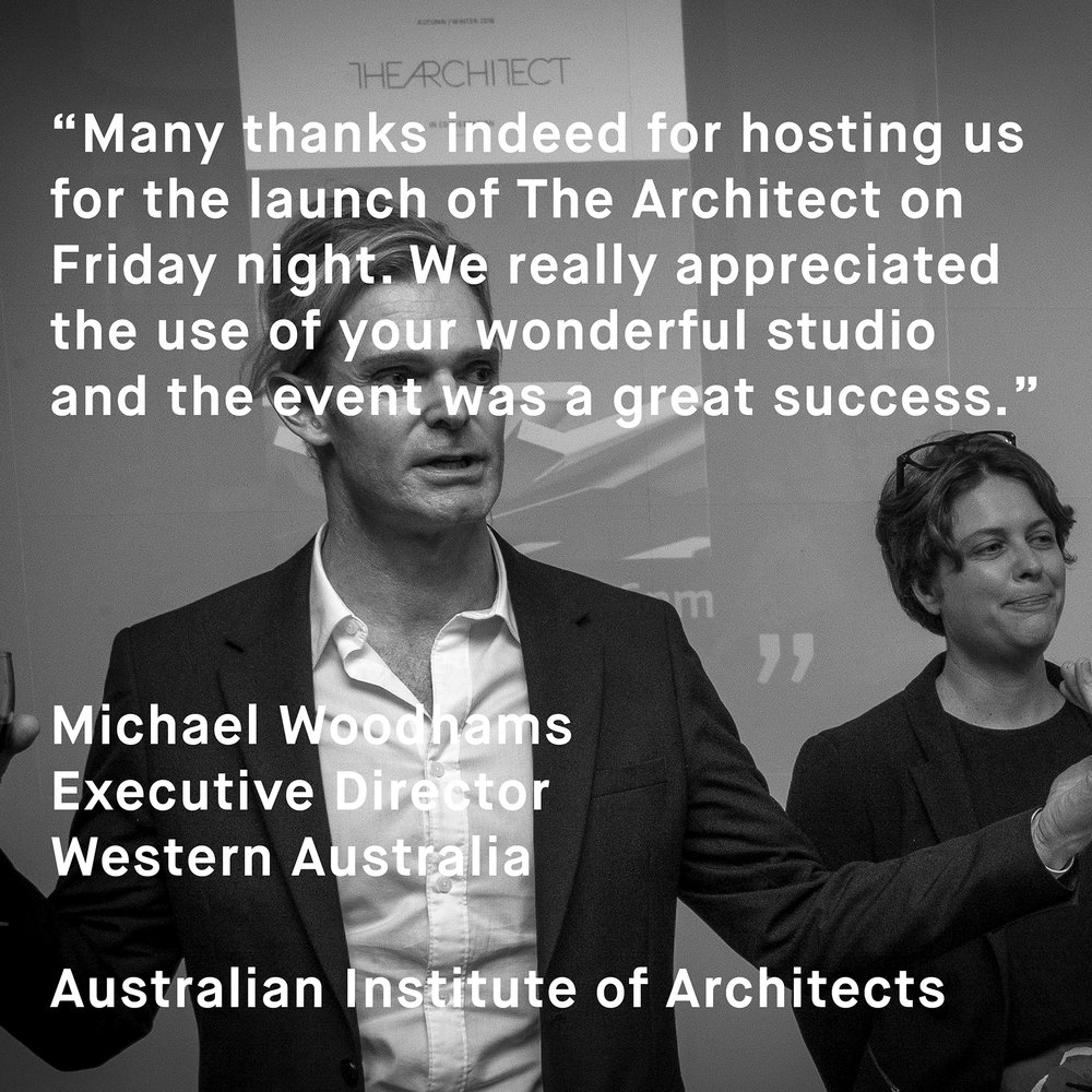 "AIA Mag Launch Pics Instagram movie_0000s_0001_""Many thanks indeed for hosting us  for the launch of The Archi.jpg"