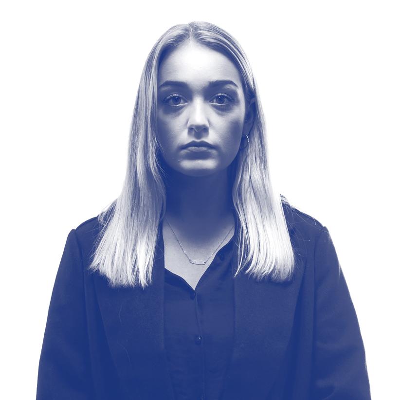 Luisa Peaton -  Studio Manager