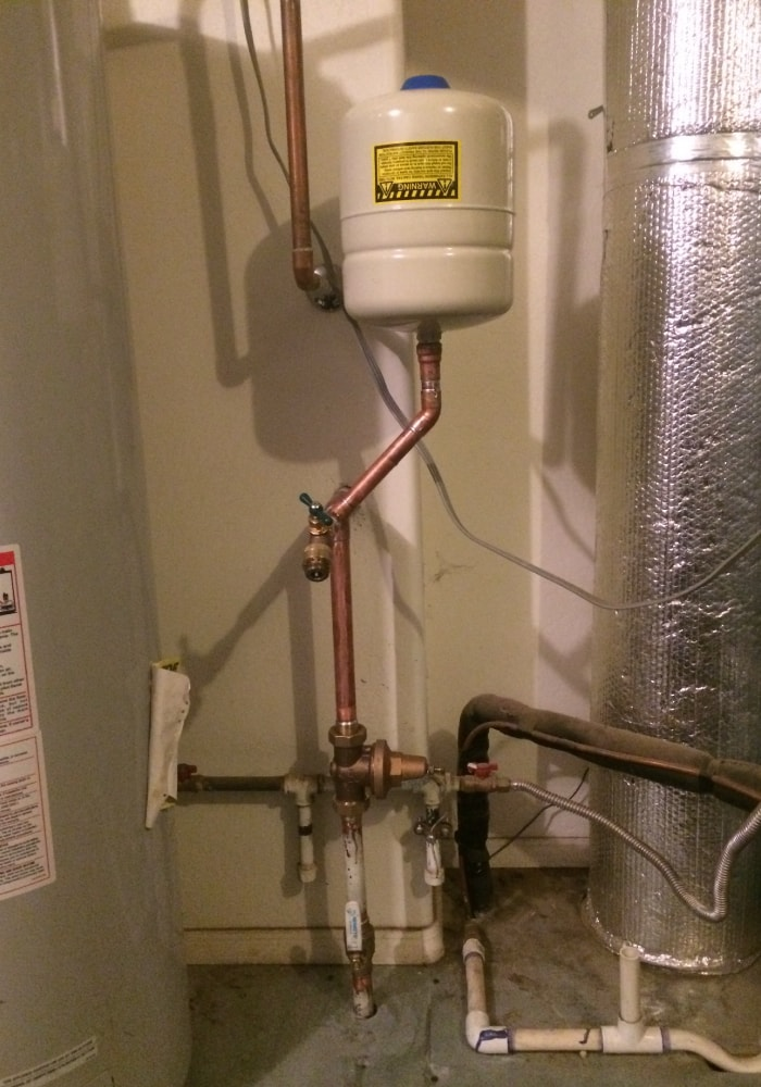 Water Tank Plumbing : Thermal expansion tanks — your plumber heating air