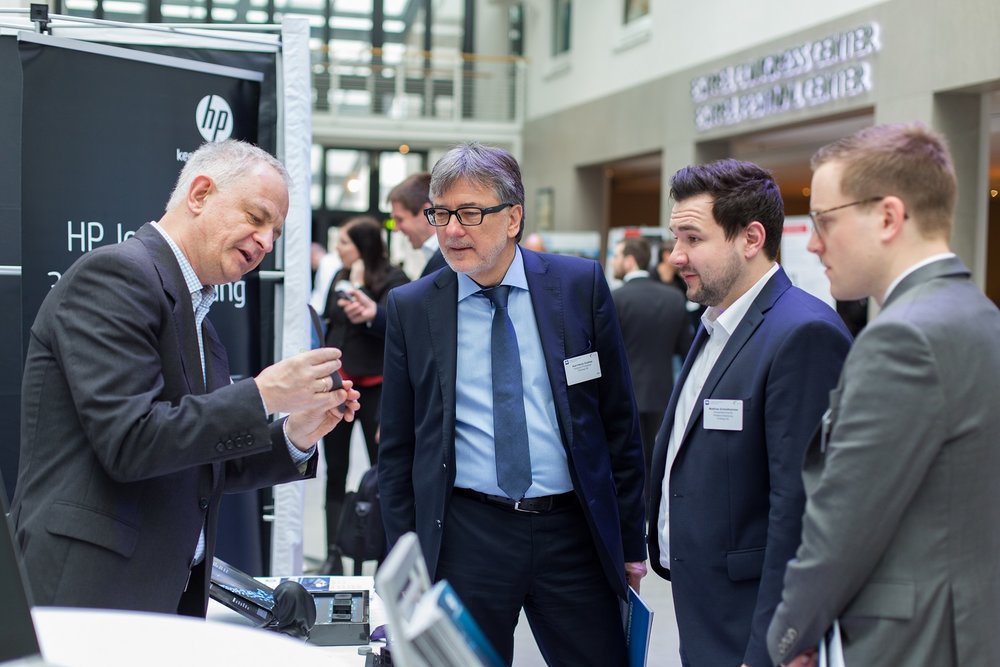 Become an Exhibitor - Present your solutions