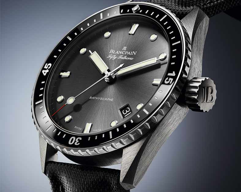Blancpain Bathyscaphe Photo credit: www.blancpain.com